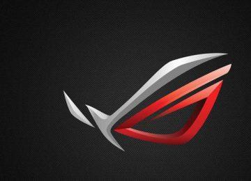 Stunning ASUS ROG logo