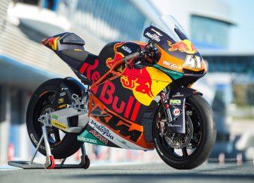 Stunning KTM MotoGP