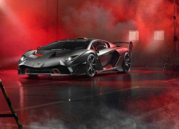 Stunning Lamborghini SC18