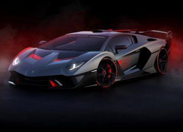 Top Lamborghini SC18