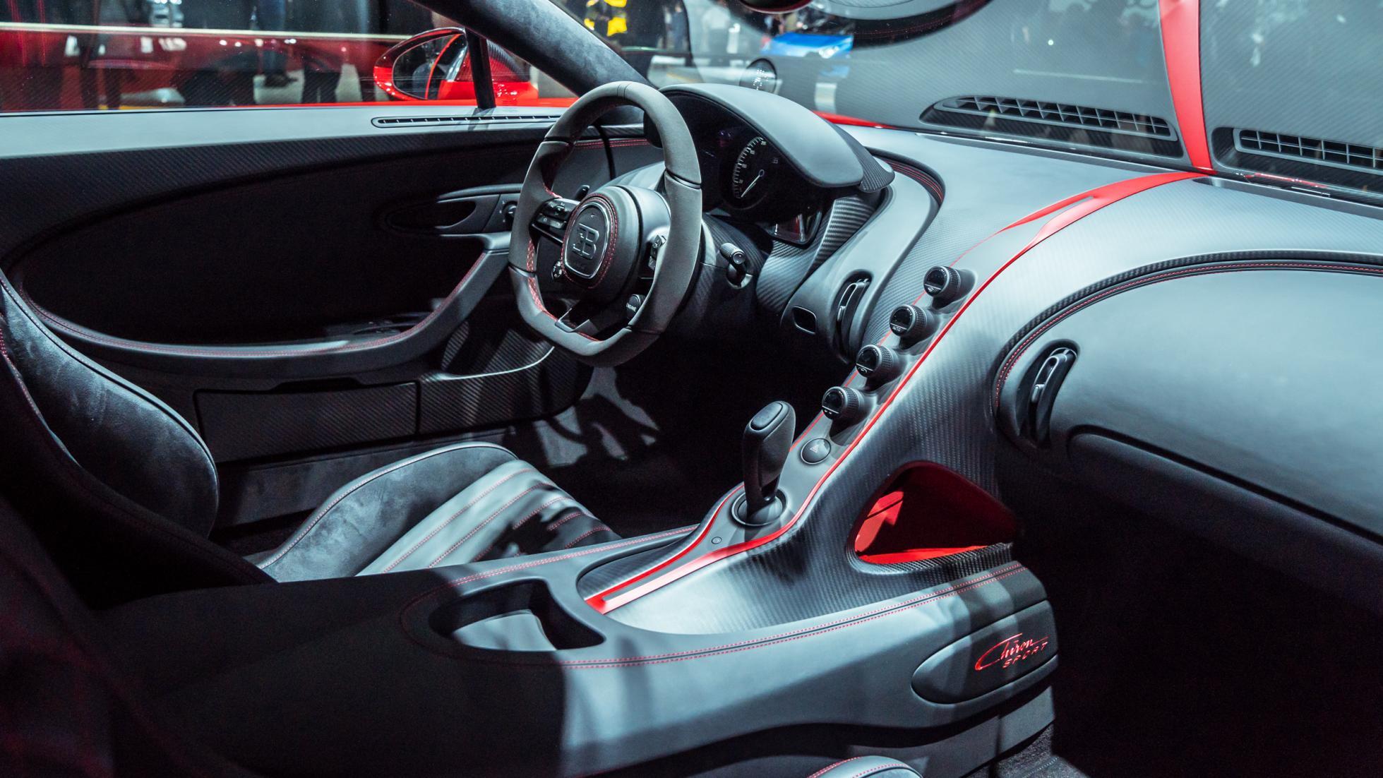 Track Special Bugatti Chiron Sport