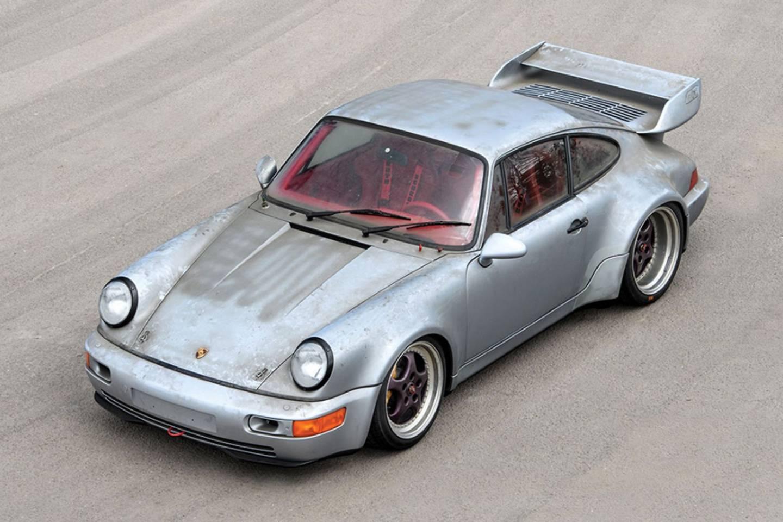 Widescreen Porsche 911 RSR