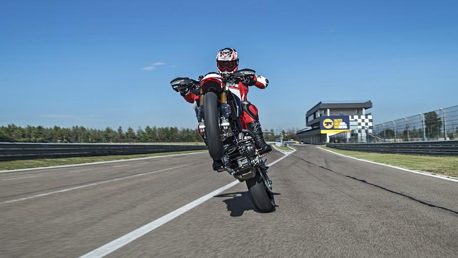Wonderful Ducati Hypermotard 950 SP