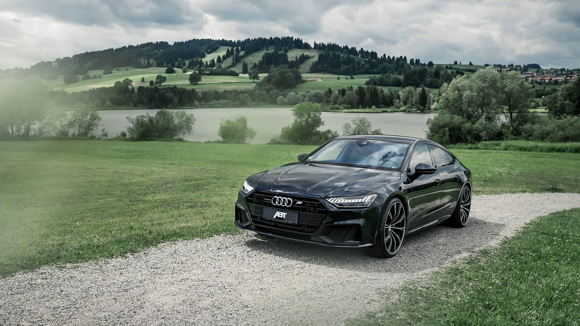 Awesome Audi A7 Sportback
