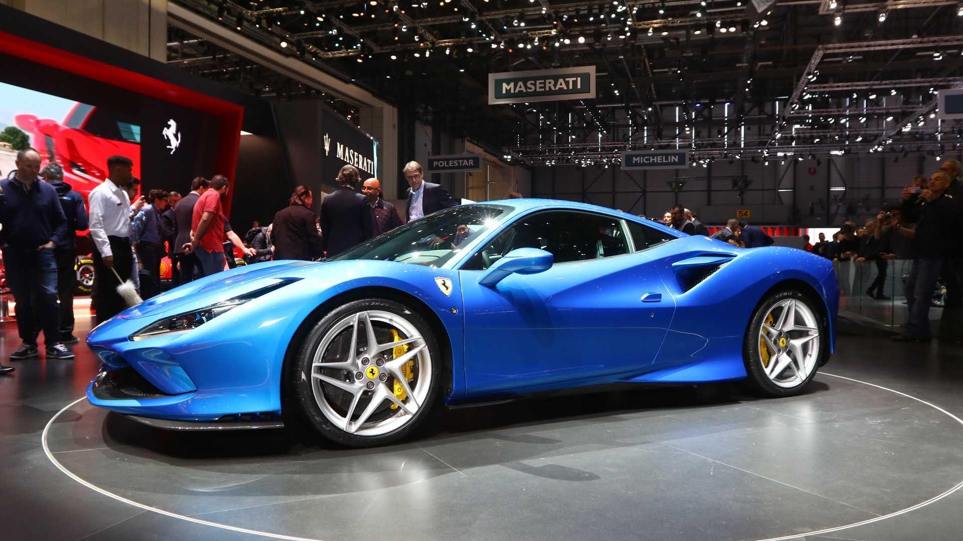 Best Ferrari F8 Tributo