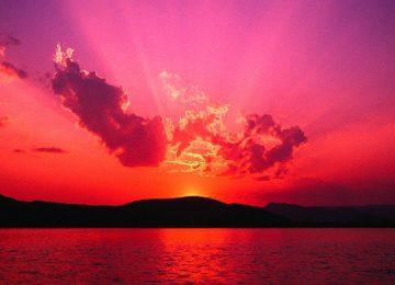 Best Sunset Lake