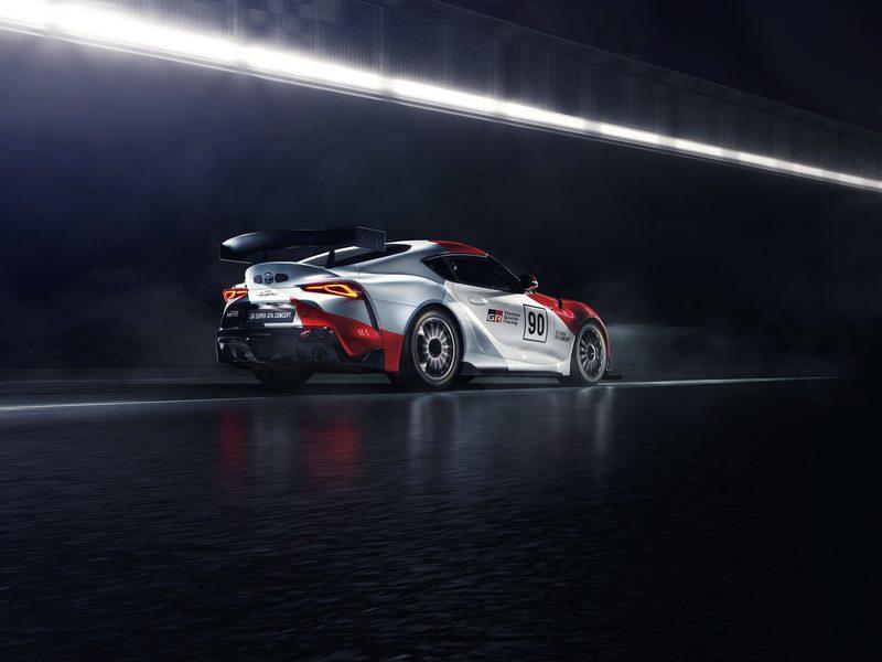 Best Toyota GR Supra GT4