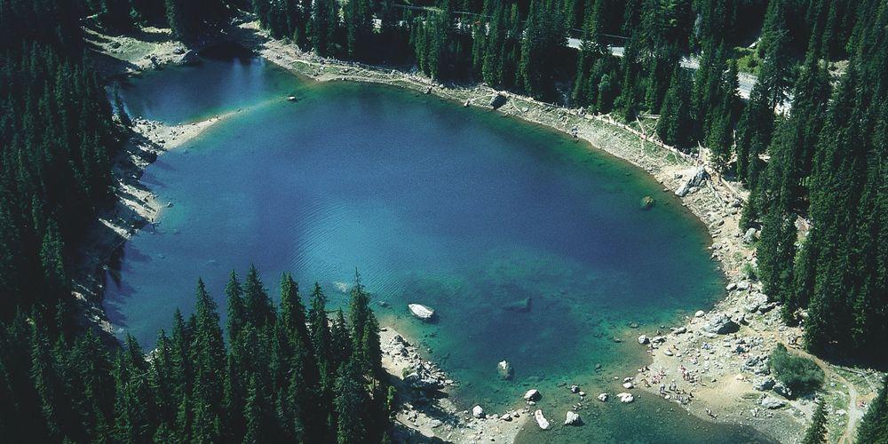 Free Karersee Lake