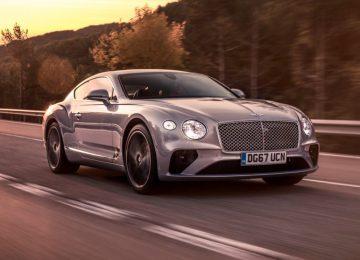 Great Bentley Continental GT