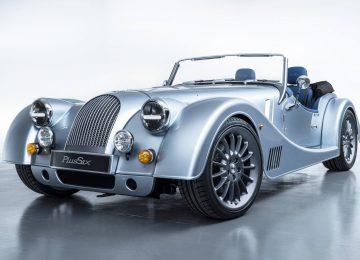 Grey Morgan Plus Six Interior