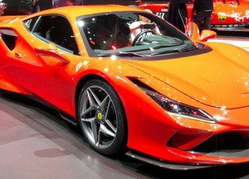 HD Ferrari F8 Tributo