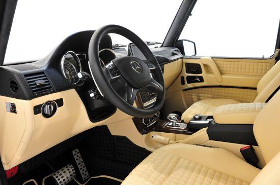 Interior Ford Focus ST