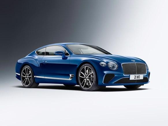 Nice Bentley Continental GT