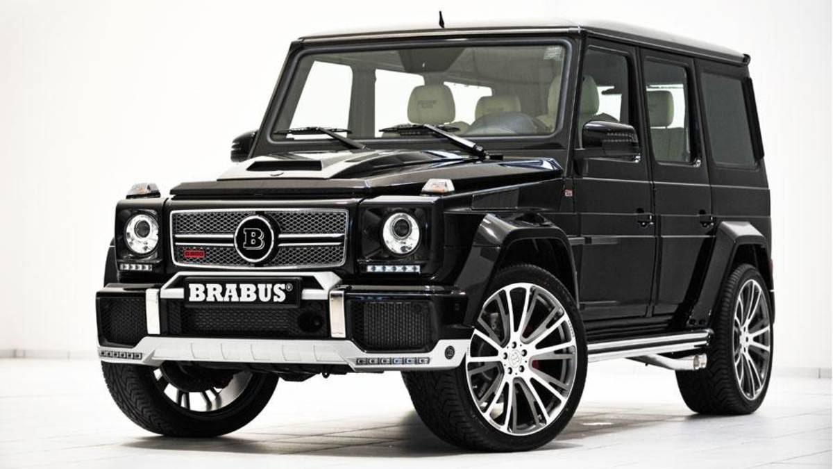 Super Brabus 800 Widestar