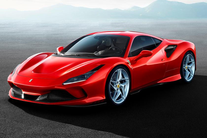 Top Ferrari F8 Tributo