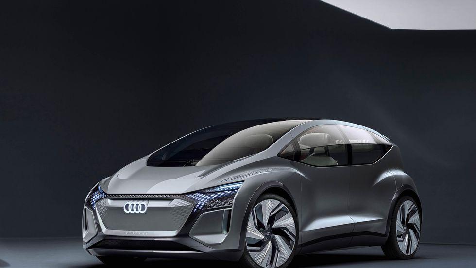 Awesome Audi AI ME