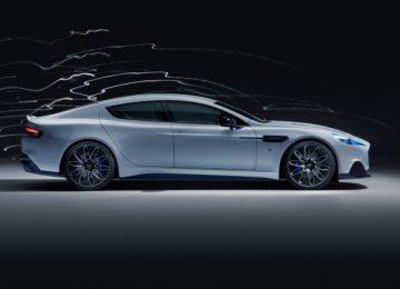 Beautiful Aston Martin Rapide E