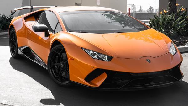 Beautiful Lamborghini Huracan
