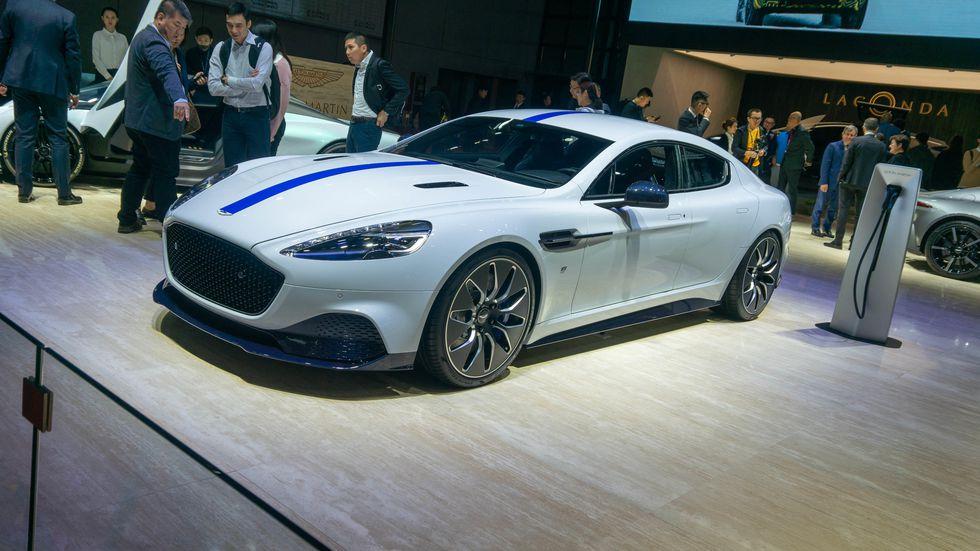 Free Aston Martin Rapide E