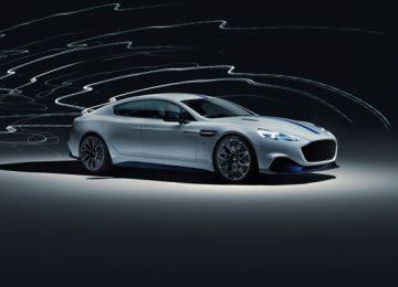 HD Aston Martin Rapide E