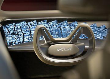 Interior Kia Imagine