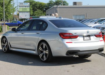 2016 BMW 750i xDrive M Sport