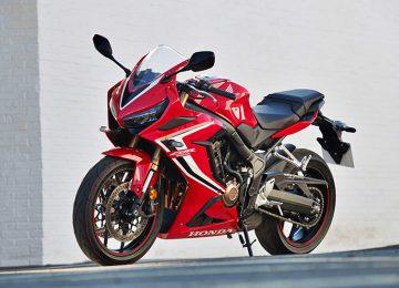 Free Honda CBR650R