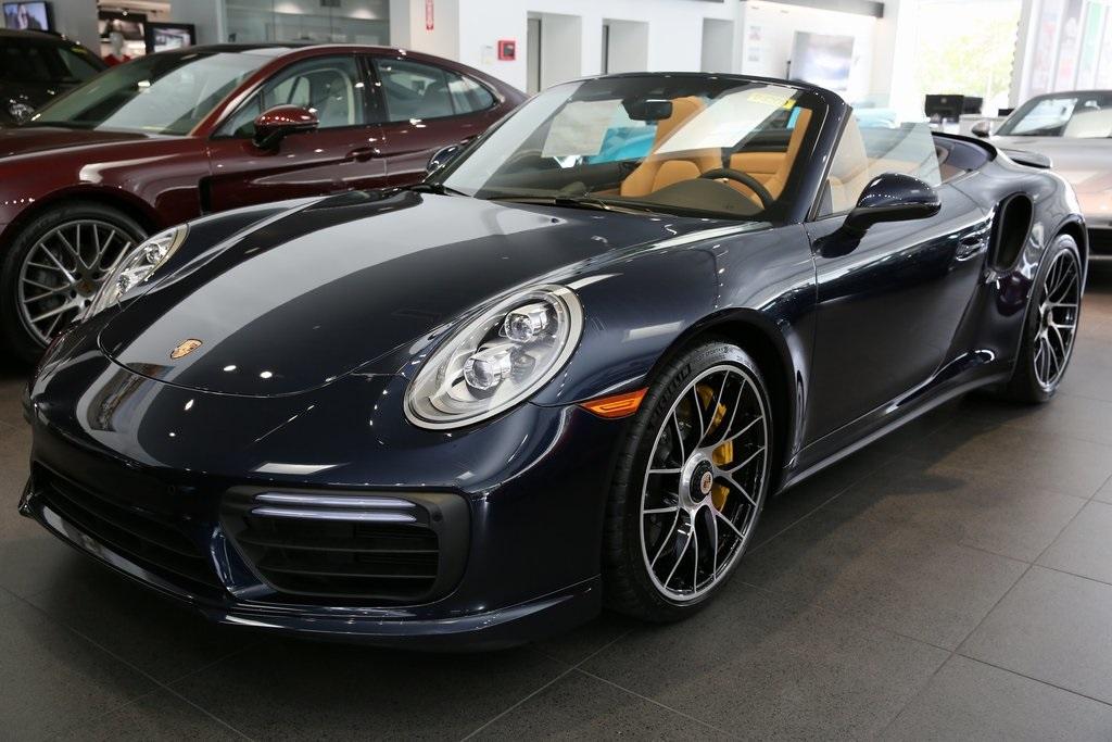 Free Porsche 911 Turbo S