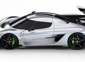HD Koenigsegg Jesko