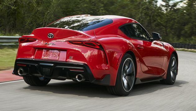 HD Toyota GR Supra