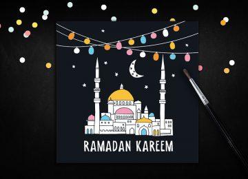 Lovely Ramadan Kareem