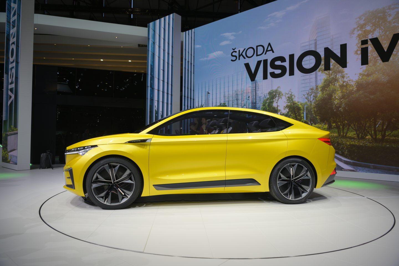 Top Skoda Vision iV