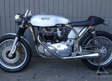 Wonderful Norton Dominator