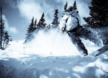 Amazing Extreme Snowboarding