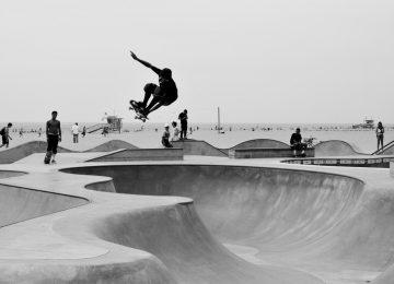 Amazing Skateboarding