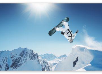 Free Extreme Snowboarding