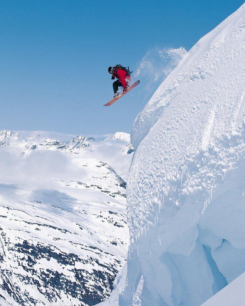 Nice Extreme Snowboarding