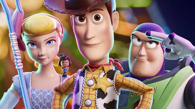 Nice Toy Story 4
