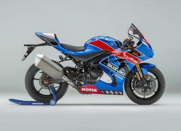 Amazing Suzuki GSX-R1000R