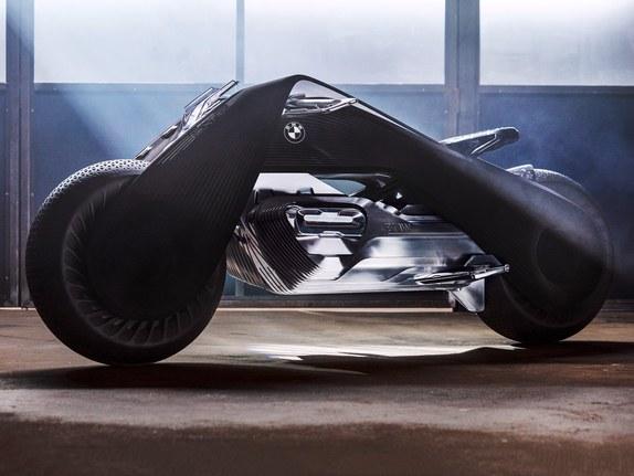 Beautiful BMW Motorrad Vision