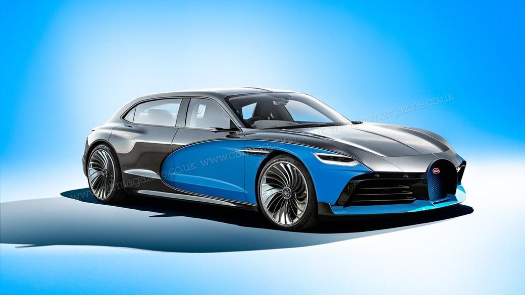 Beautiful Bugatti Chiron Sport