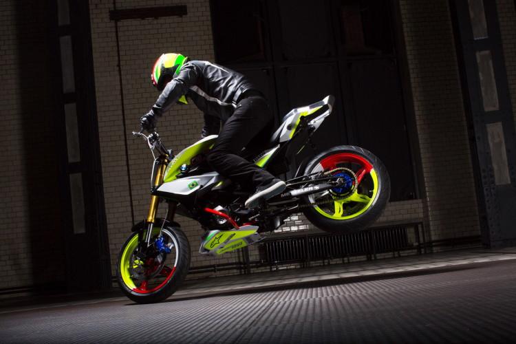 Best BMW Concept Stunt G 310