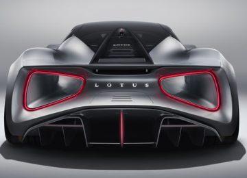 Black Lotus Evija