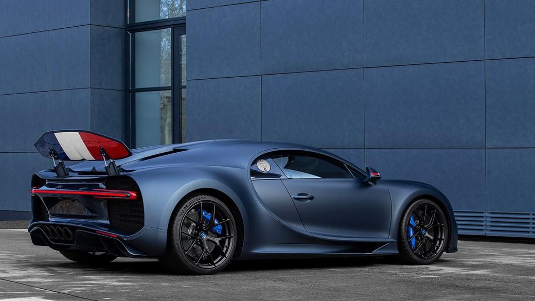 Free Bugatti Chiron Sport