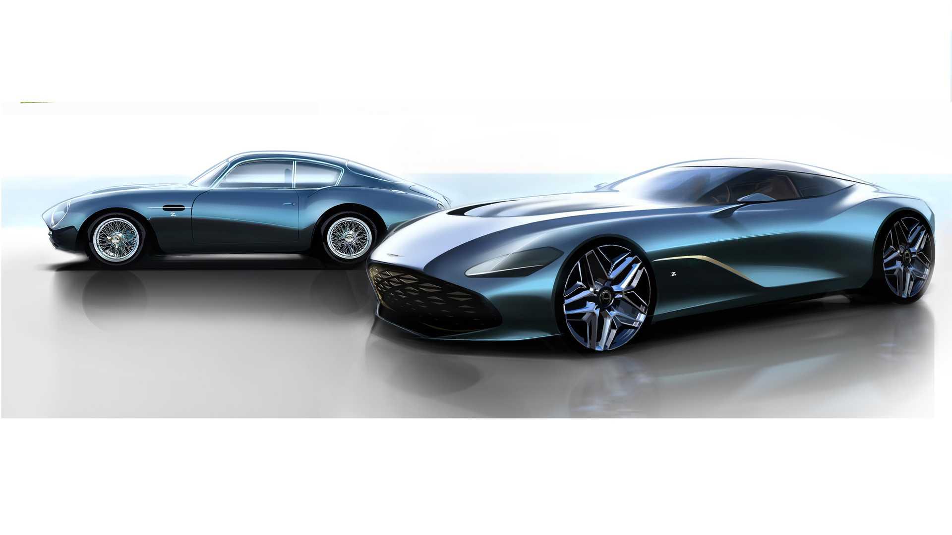 HD Aston Martin DBS GT