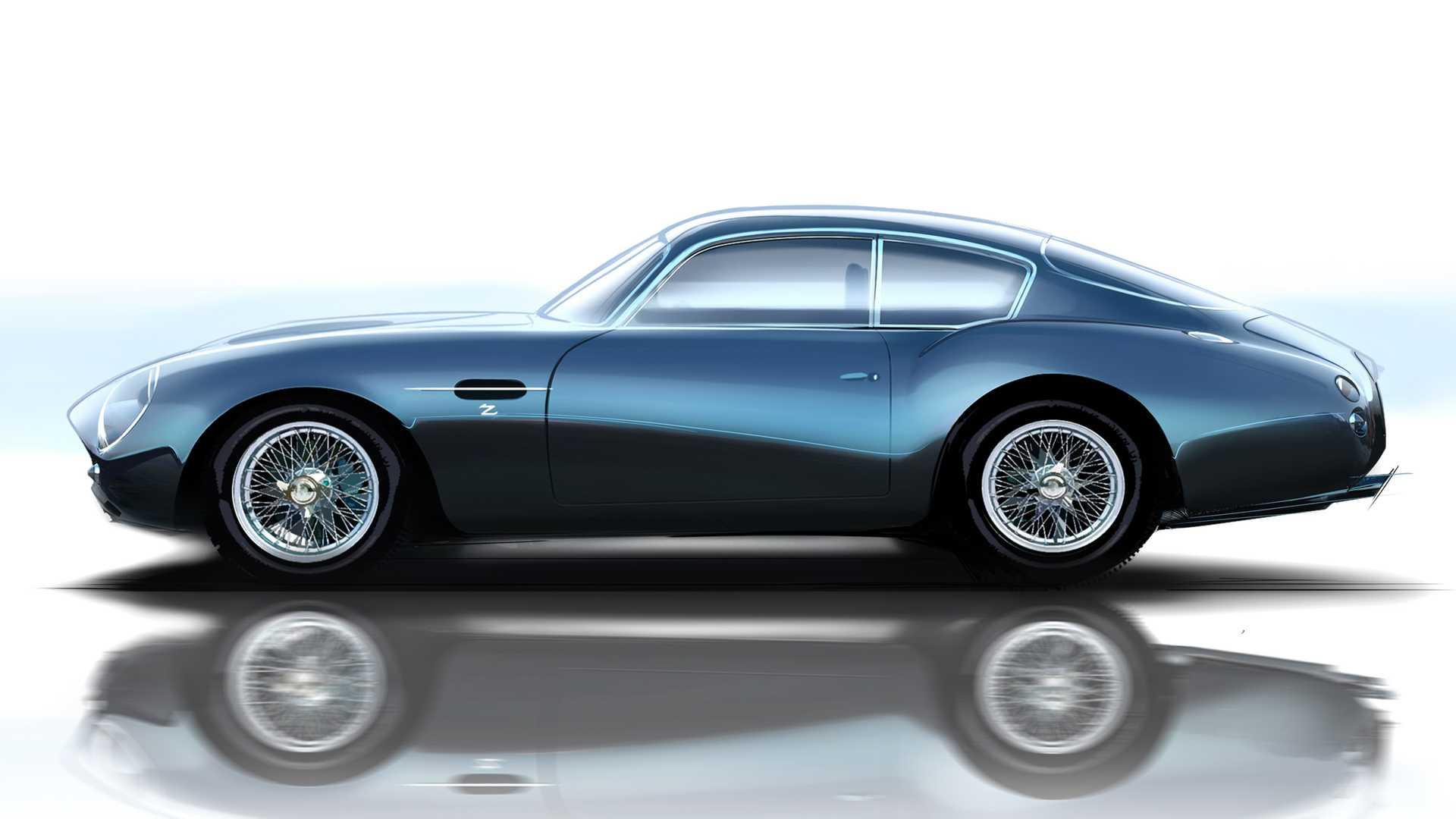 Nice Aston Martin DBS GT