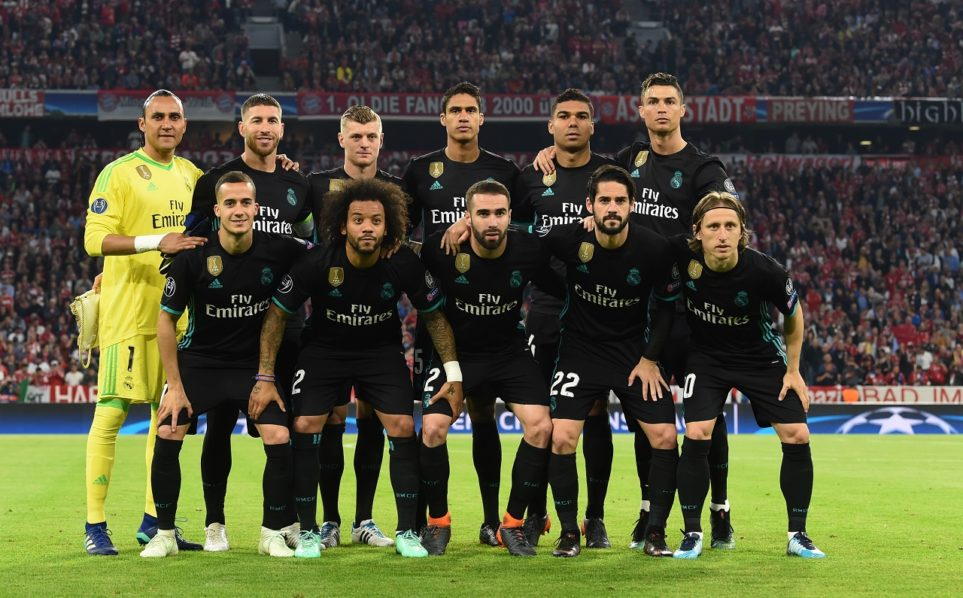 Nice Real Madrid CF