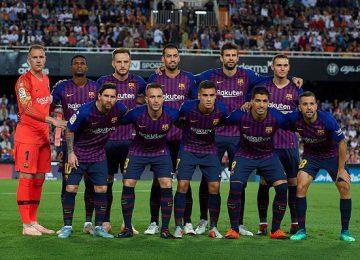 Team FC Barcelona