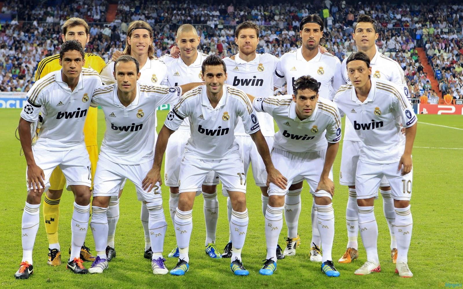 Team Real Madrid CF