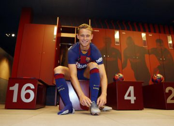 Widescreen FC Barcelona